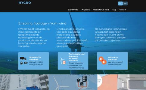 HYGRO: waterstof uit wind